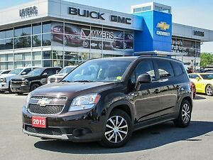 2013 Chevrolet Orlando LT, 7 SEATER, BLUETOOTH *TOTALLY MINT NO