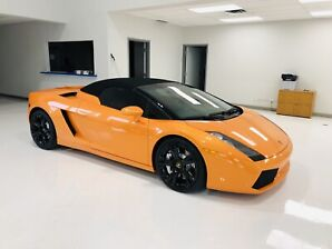 Find Lamborghini Convertibles For Sale By Owners And Dealers