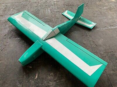 Mid Wing RC Plane 71cm Span Airframe & Servos Only