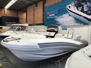 Huge range of of Ribs and inflatable boats under one roof Pearsall Wanneroo Area Preview