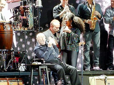 PHIL COLLINS HYDE PARK 2017 Face Value, Going Back, Both Sides, Testify,Buster