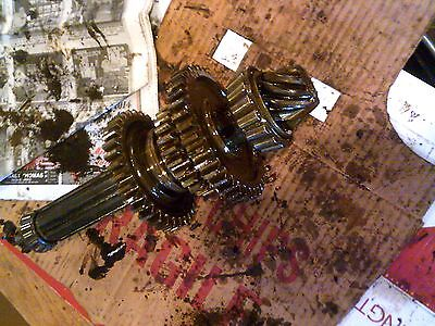 John Deere Mt Tractor Main Bottom Transmission Drive Gears