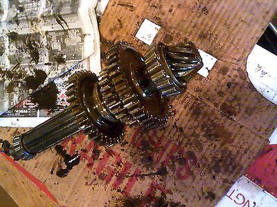 John Deere Mt Tractor Main Bottom Transmission Drive Gears