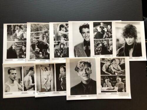 Weird Science (1985) - Original Movie Press Kit Photos