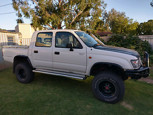 1999 Toyota hilux Gawler West Gawler Area Preview