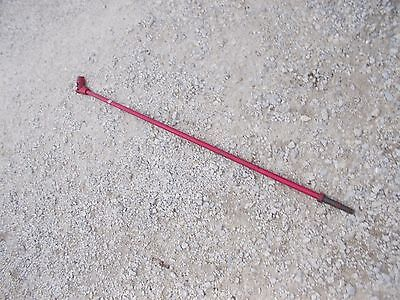 Farmall B Tractor Ih Steering Wheel Shaft Knuckle Joint Connector