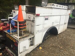 Altec 13ft service body