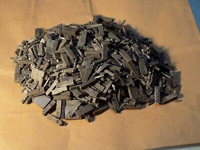 30 Mixed Batch Of Old Letterpress Metal Lead Scrap Type