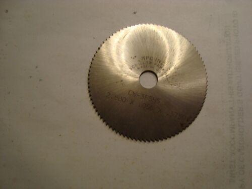 locksmith Hpc Slotter Cutting Wheel cw-3fshs