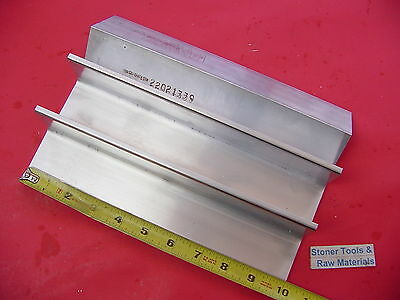 3 Pieces 2x 2x 14 Aluminum 6061 Angle Bar 10 Long T6 Extruded Mill Stock