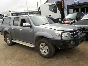 WRECKING 2010 MAZDA BT-50 4X4 3.0L DIESEL MANUAL North St Marys Penrith Area Preview