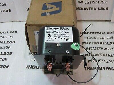Allanson Ignition Interchangable Transformer 2721 Type 619 New In Box