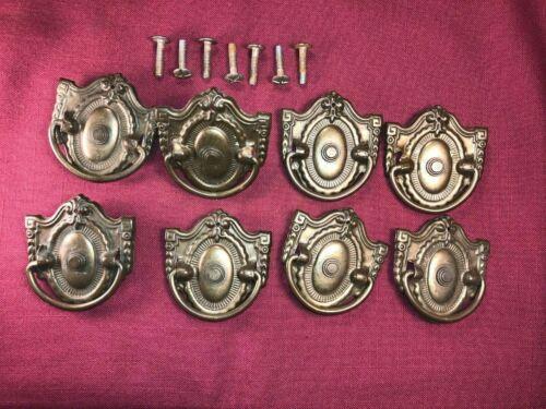 Drop Ring Pull Drawer Door Dresser Handle Antique Vintage Furniture Hardware