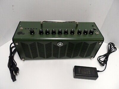 Yamaha THR10X 10 Watt Desk Top Mini Guitar Amplifier Hi Gain Amp Portable Model