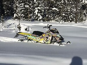 2015 Boost It T3 174 Turbo will trade for 2017 Skidoo G4 3""