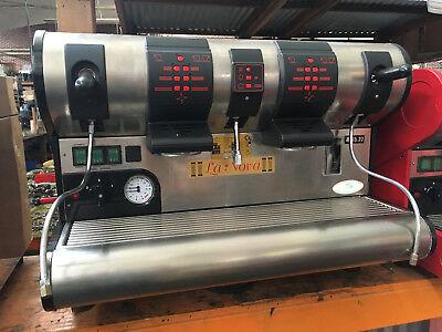 La San Marco Espresso Machine 95-22-2