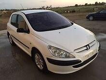 Peugeot 307 Dalby Dalby Area Preview