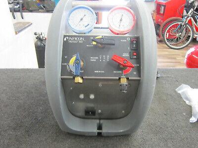 Inficon 714202g1 120v 1hp Vortex Dual Refrigerant Recovery Machine