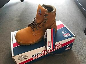 Steel Blue Argyle steel cap safety work boots size 5 1/2 (Eur 39) East Perth Perth City Area Preview