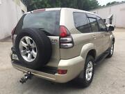 2003 Toyota LandCruiser Prado GXL (4X4) 4.0L V6 AUTO 8 Seater Mayfield East Newcastle Area Preview
