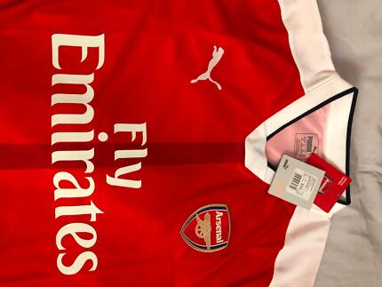 2016-17 Arsenal Home Mens Jersey Brand New W/ Tags