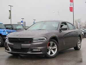 2016 Dodge Charger SXT! Priced To Sell! Certified!