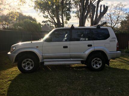 1997 Toyota Prado 90 GXL