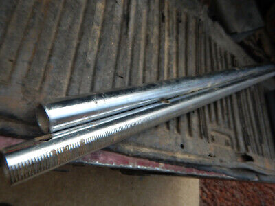 Older Delta Rockwell Unisaw Table Saw Jet Lock Fence Rails