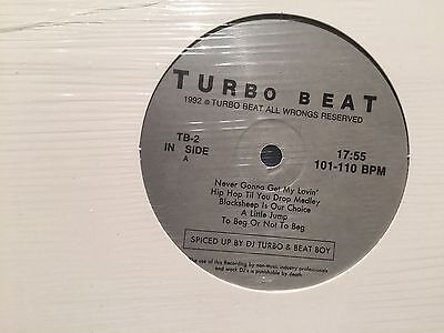 Turbo Beat Remix Service Vol 2 12  Sir Mix Alot En Vogue Tlc Blacksheep Medley
