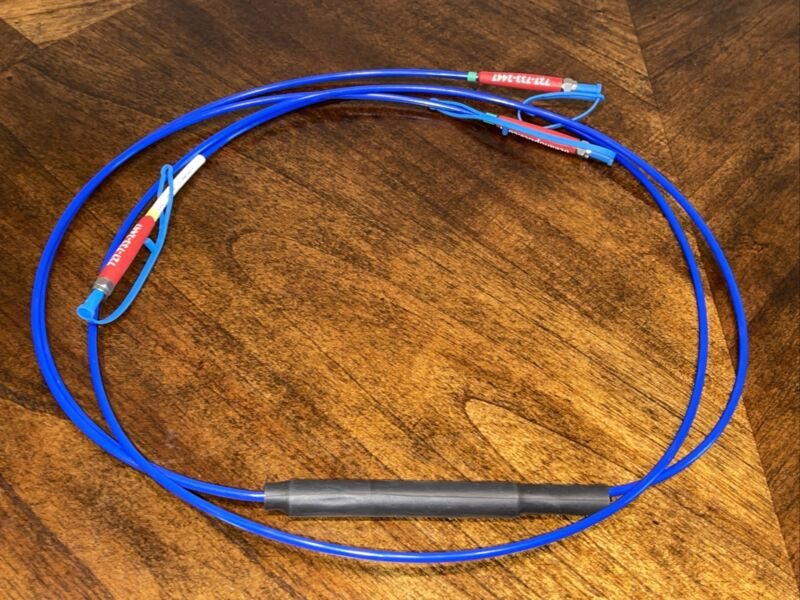 Ocean Optics EOS-15192  ZFQ-7357 Fiber Optics Probe Cable 2 Meter 200/100um VIS