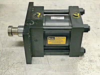 New Parker Series 2h Cj2hltv155n Hydraulic Cylinder 5 Bore X 2 Stroke