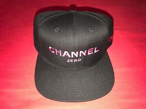 SSUR x CLOT Channel Zero Camo Camp Cap Box Logo Hat Strapback Limited Edition