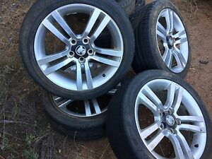 Ve sv6 wheels Dubbo Dubbo Area Preview