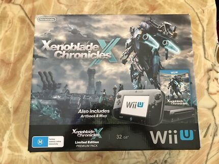 Xenoblade chronicles 2 collectors limited edition video games xenoblade chronicles x wii u gumiabroncs Image collections