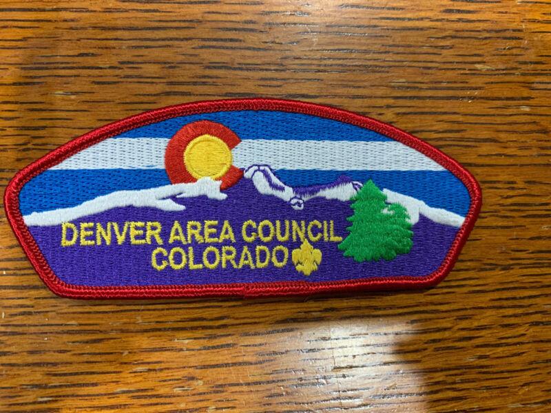 Mint CSP Denver Area Council Colorado S-2b