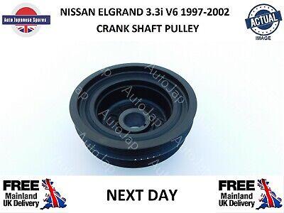 FITS NISSAN ELGRAND E50 3.3i 1997-2002   TIMING BELT KIT /&  WATER PUMP