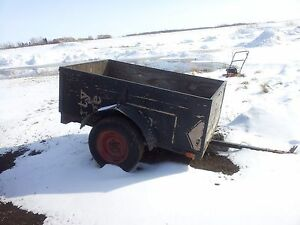 ATV tilt trailer with ramp