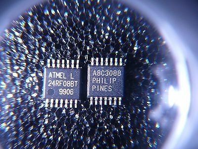 Atmel 24rf08 Eeprom At24rf08bt Sop8  New