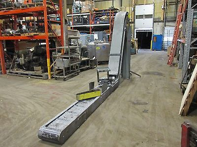 Magnetic Products Inc. Chip Conveyor 5bc-160-215-b65 2334 Fm
