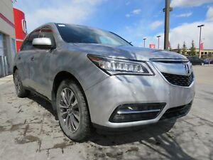 2014 Acura MDX Navigation Package*Leather, Navi, Power Tail Gate