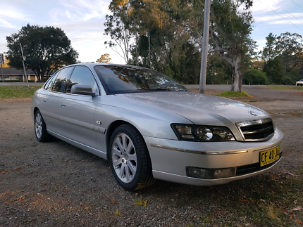 Holden 2003 WK Caprice 245kw 5.7L V8 auto LS1