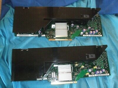 Dell Poweredge 6850 Server Memory Expansion Riser Board ND891 w//Cover