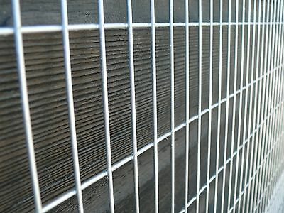 Galvanised Wire Mesh Panel | 8 Pack |12 Gg | 2.44m x 1.22m | 3