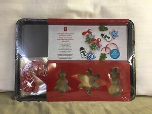 Christmas cookie baking set