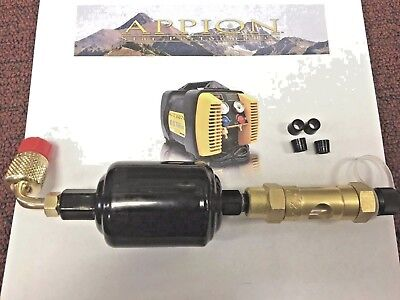 Appion Refrigerant Recovery Pre-filter Kit Sight Glass Made For Appion Units.