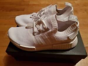 Adidas NMD R1 Japan Triple White (US10,UK9.5,EU44)