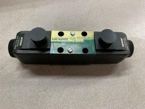 NEW NO BOX VICKERS DIRECTIONAL CONTROL VALVE DG4V-3S-33C-M-U-H5-60