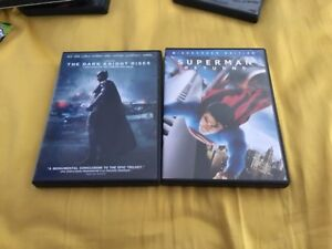 Batman, superman, hobbit and other DVD for sale
