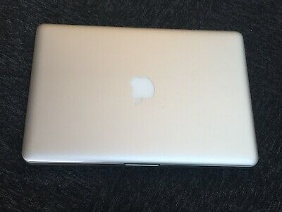 15in Macbook Pro (Macbook pro 15in A1286 2.66ghz Intel Core I7 8gb RAM 256gb Sdd (2010) A Grad)
