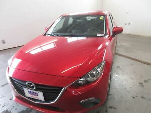 2015 Mazda Mazda3 GS- ONLY 52K! ALLOY WHEELS! HEATED SEATS!